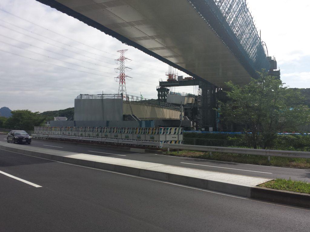 新名神高速道路橋桁落下事故その後