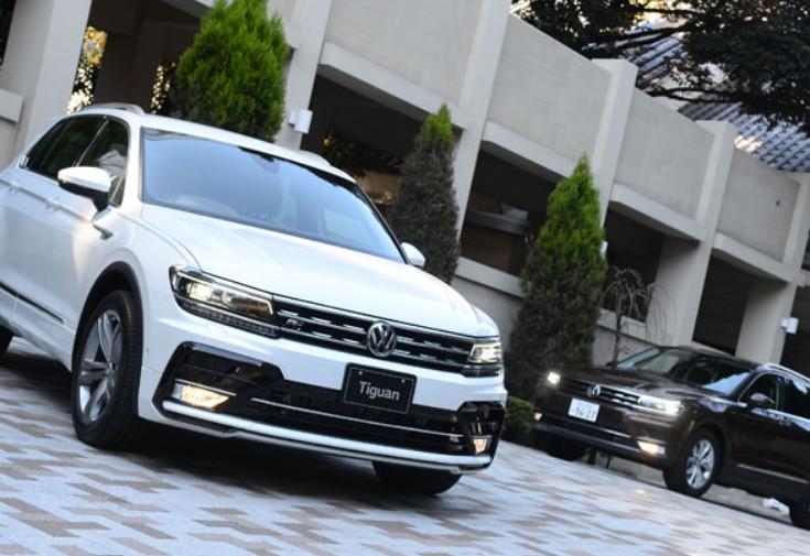 VWから2代目ティグアンが発売された!この車からドイツ車の性能と装備を読み解いてみよう!