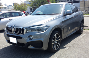 BMW X6 購入依頼